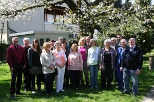 Regionaltreffen in Remagen Foto: Stefanie Bartlett