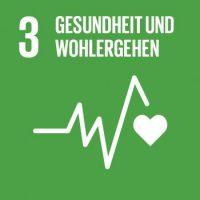 Ziel 3 Gesundheit und Wohlergehen