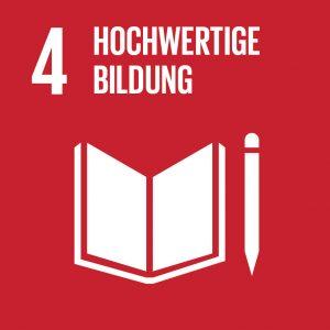 Ziel 4 Hochwertige Bildung