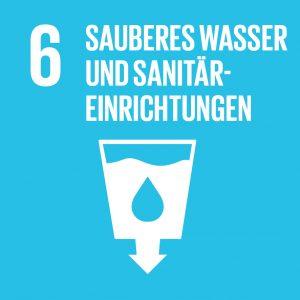 Ziel 6 Sauberes Wasser und Sanitäreinrichtungen