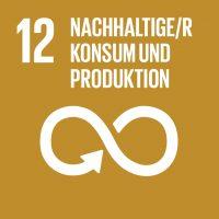 Ziel 12 Nachhaltiger Konsum und Produktion