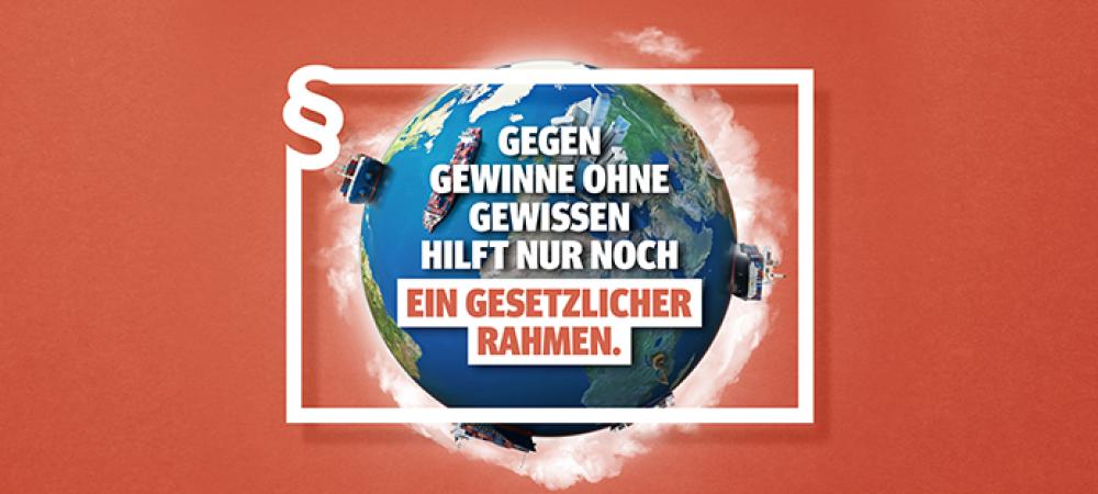 Lieferkettengesetz: Entwurf wird Ende April im Bundestag verhandelt
