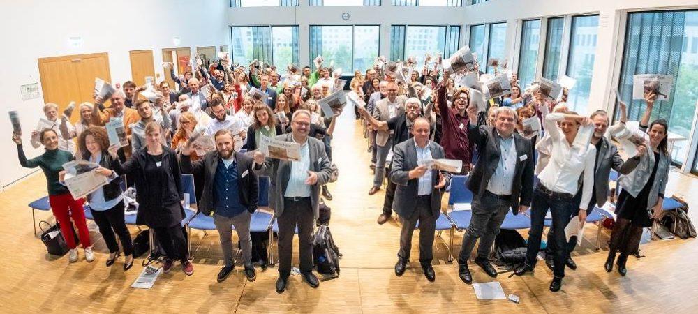 Keine nachhaltige Welt ohne soziale Gerechtigkeit! – Rückblick RENN.west ARENA in Ingelheim