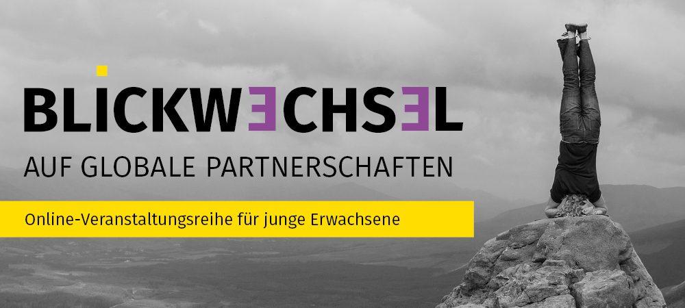 BLICKWECHSEL – Online-Veranstaltungsreihe für junge Menschen in Rheinland-Pfalz