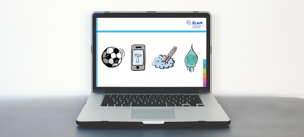 ELAN mobil – Digitale Workshops für Schulklassen
